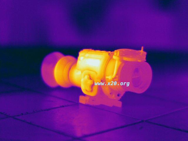 pas-13G LTWS L3 INSIGHT Thermal scope sight