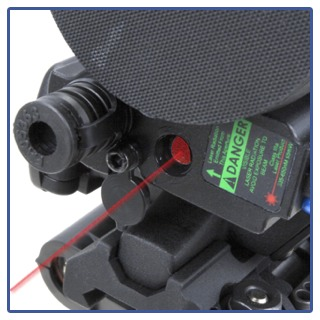 LASER POINTER ON THE T60 SCOPE
