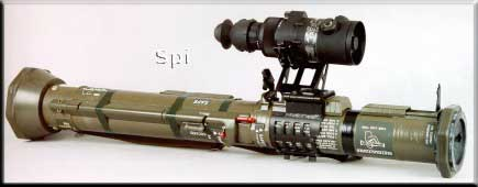 AN/PVS-4 mounted on an AT-4