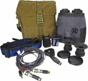 What you get when you buy the FLIR BN-10 thermal imaging binoculars