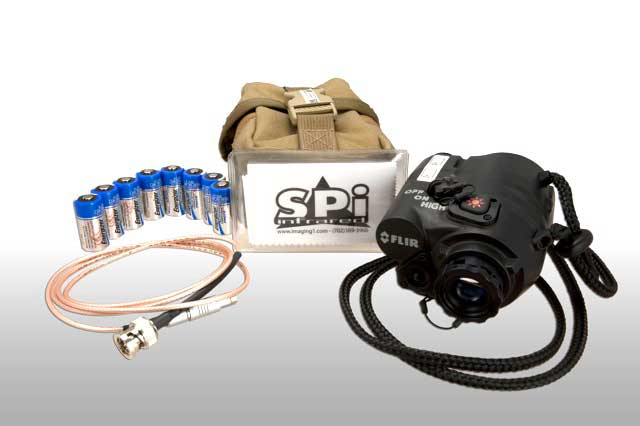 The Complete M-18 HD IR Scope Kit