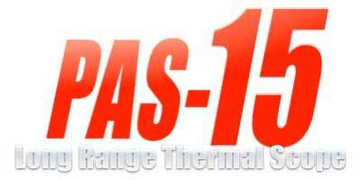 PAS-15 thermal scope logo