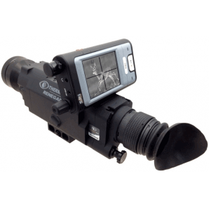 Renegade 320 thermal rifle scope with DVR