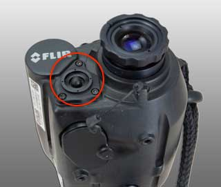 Recon M 18 thermal imager joystick 320