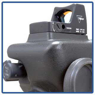 The T-60 Trijicon mount plate