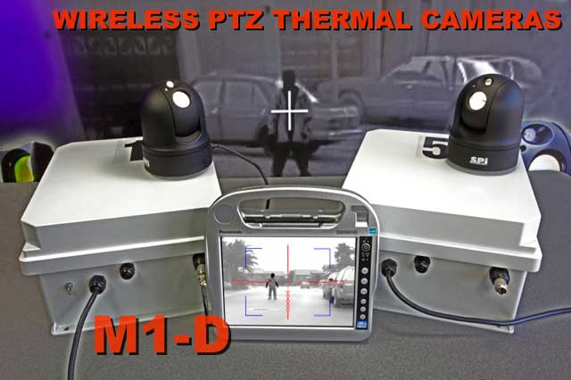 Wireless Infrared Camera Solution
