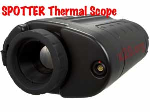 Front of the SPOTTER Thermal Scope