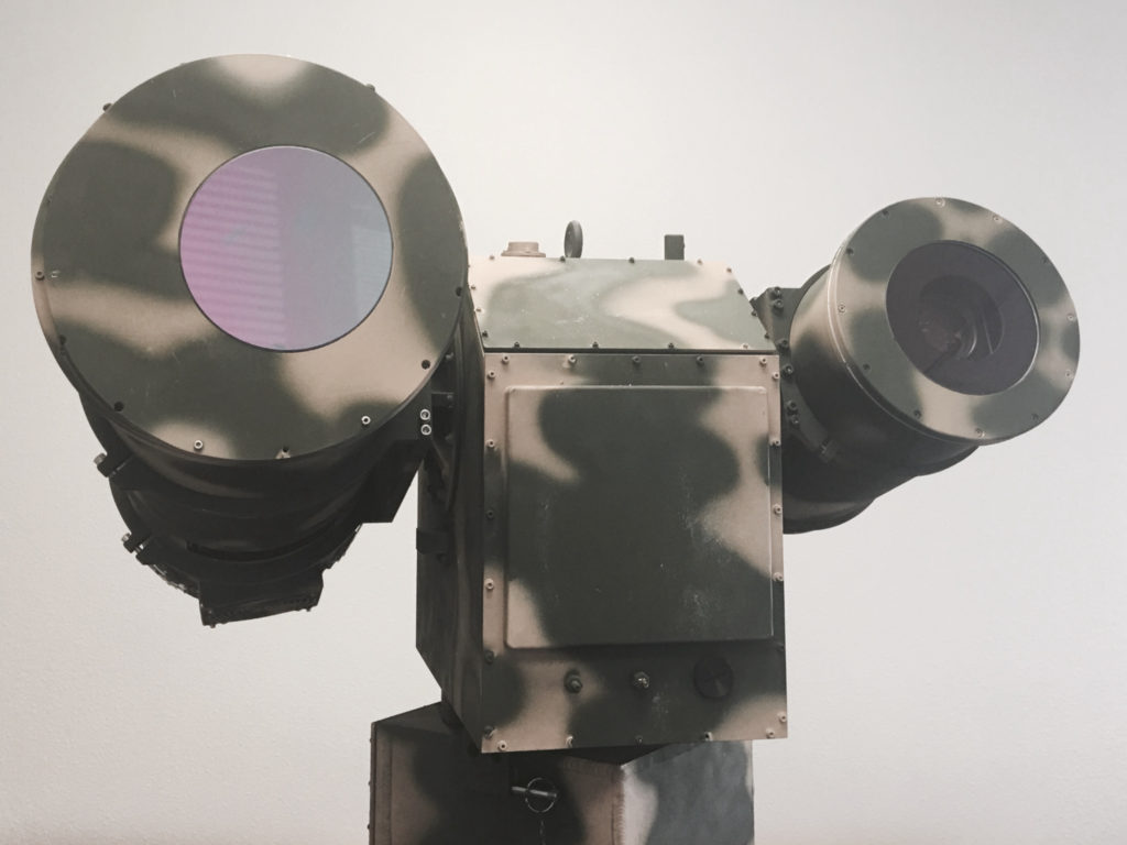 M6 Long Range Flir Infrared Camera Spi Corp