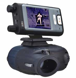 The Pocket IR handheld thermal imagers & DVR