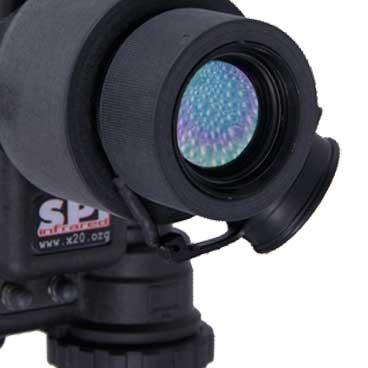 T7 waterproof thermal goggles lenses