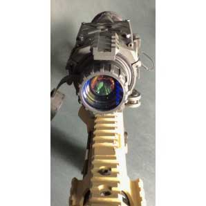 X24 Clip On Thermal Rifle Scope