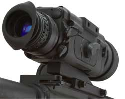 An image of the X26-XLR thermal imaging scope