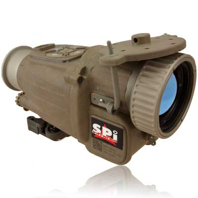 An image of the X27 thermal scope