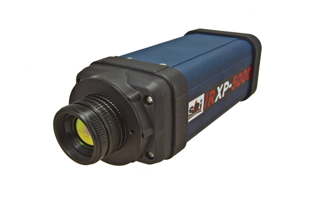 IR XP 5000 radiometric infrared camera