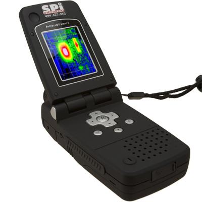 RAZ IR Pro infrared camera cellphone like design