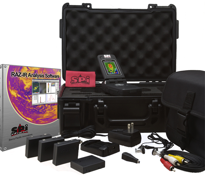 RAZ IR Pro infrared camera kit