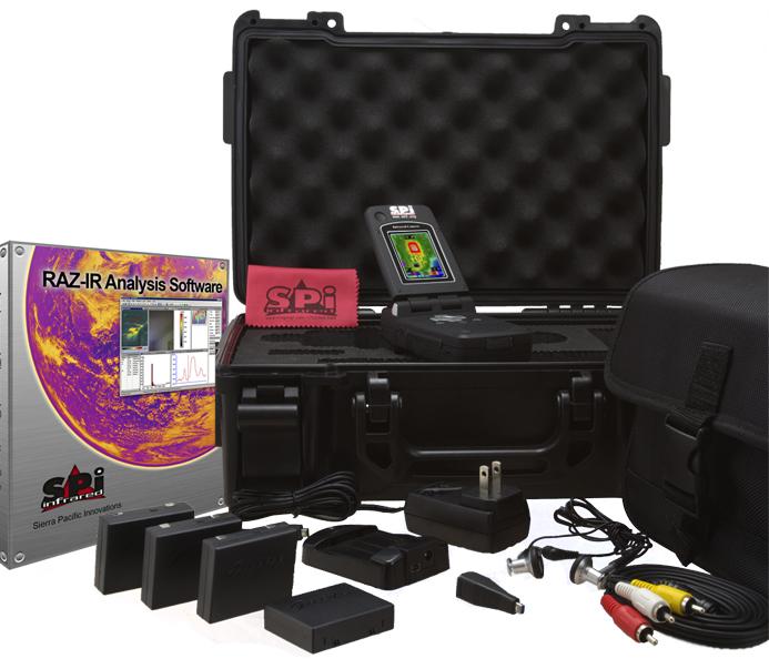 RAZ IR Pro infrared camera kit
