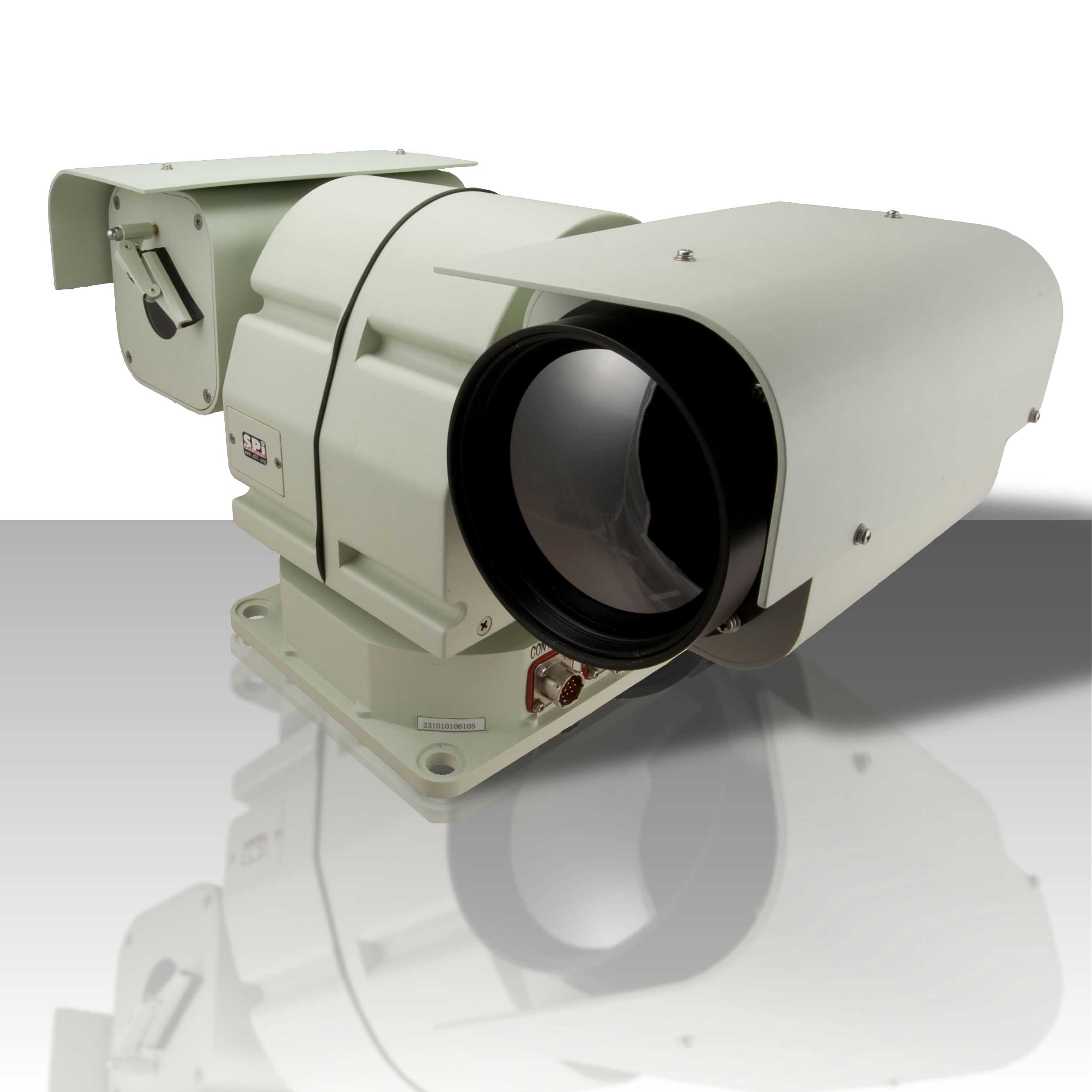 M5 Long Range Thermal Security Camera for Border Patrol