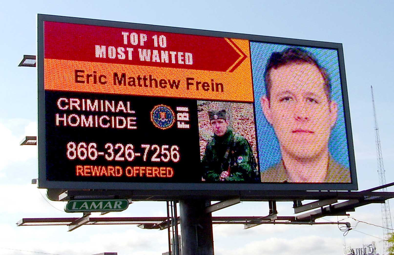 Law enforcement is still hunting suspected cop killer Eric Frein in northeastern PA
