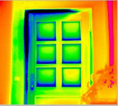 thermal building inspections can detect areas of heat loss in the home