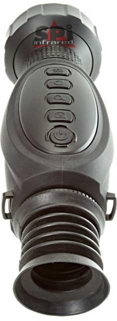 LRTS long range thermal surveillance scope top