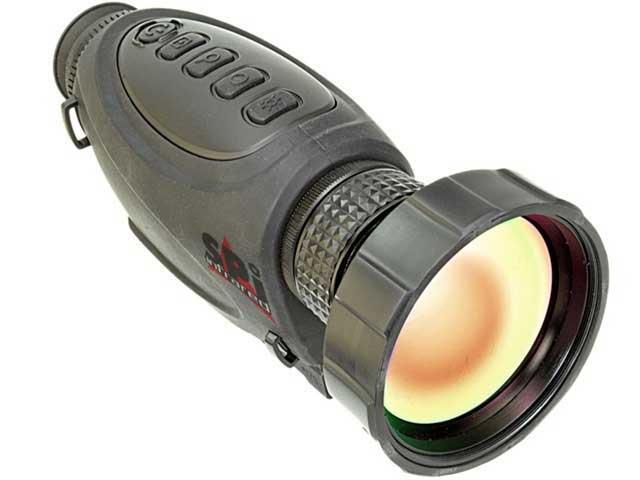 LRTS long range thermal surveillance scope