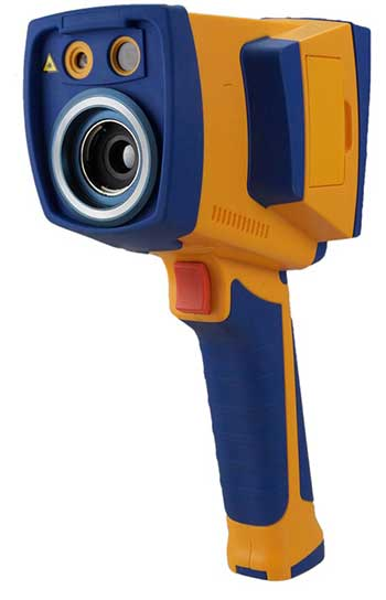 RAZ-IR Max handheld thermal imaging cameras for home inspections