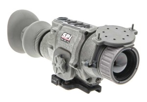 Fused thermal scope, flir weapon sight