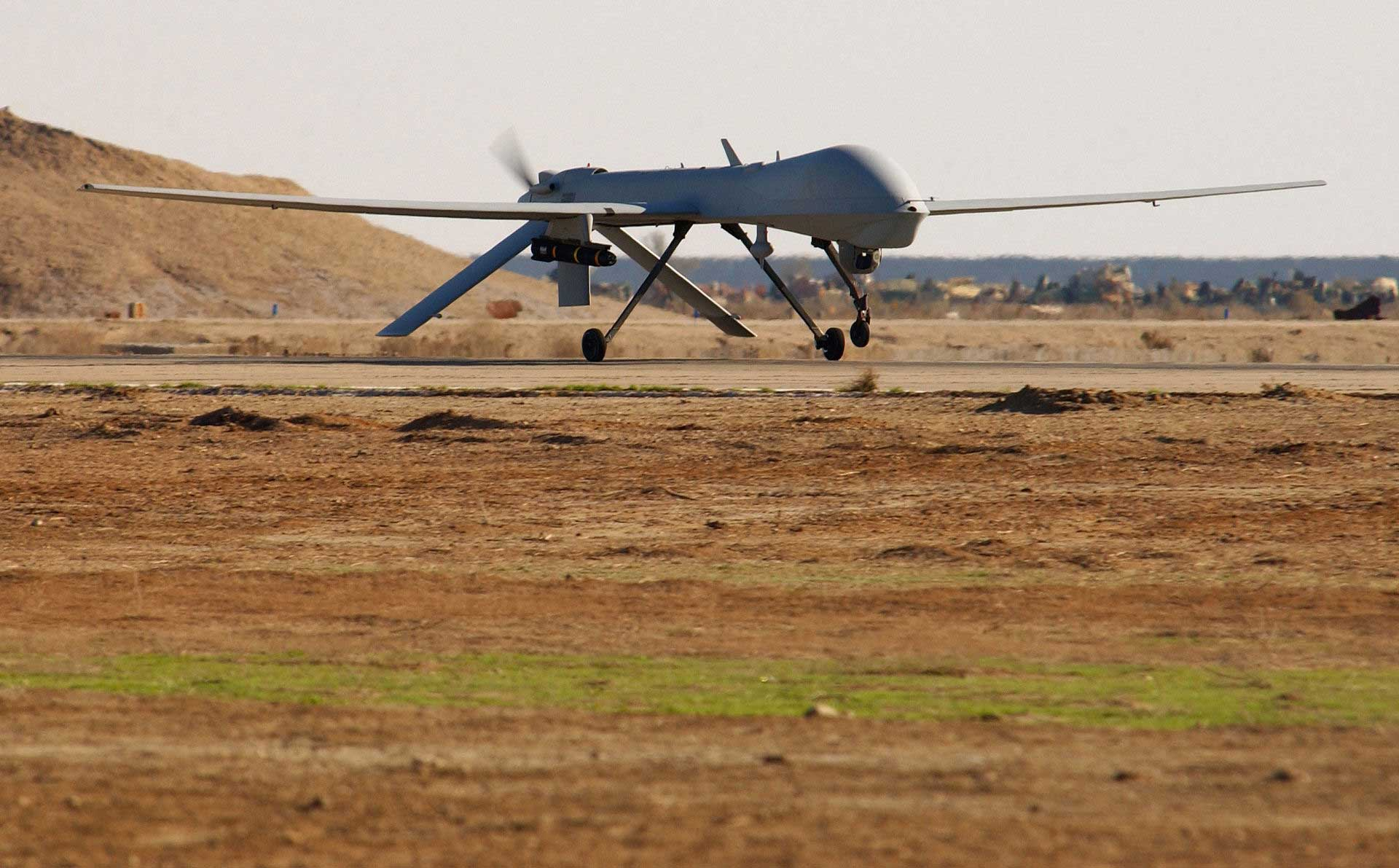 Predator border patrol drones are being used to patrol the border between the US & Mexico, and will be used to survey the Canadian border by 2015