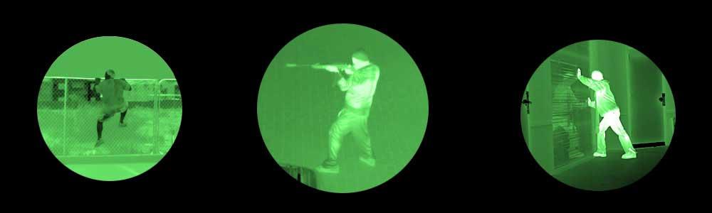 digital night vision sensor