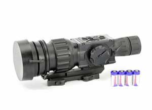 x39 clip on FLIR scope with batteries