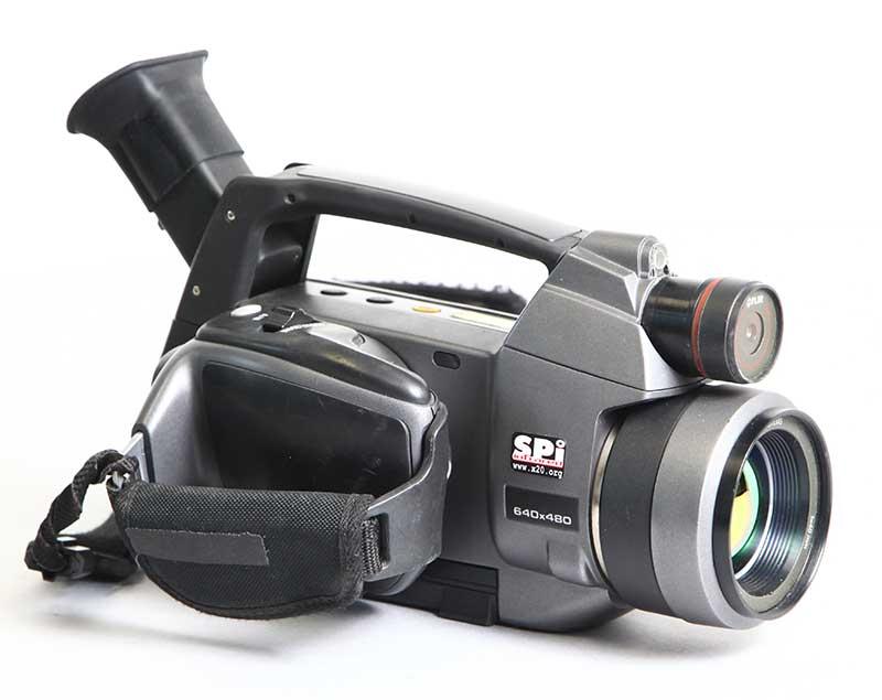 FLIR P620 used infrared camera