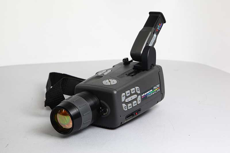 FLIR PM290used FLIR thermography camera