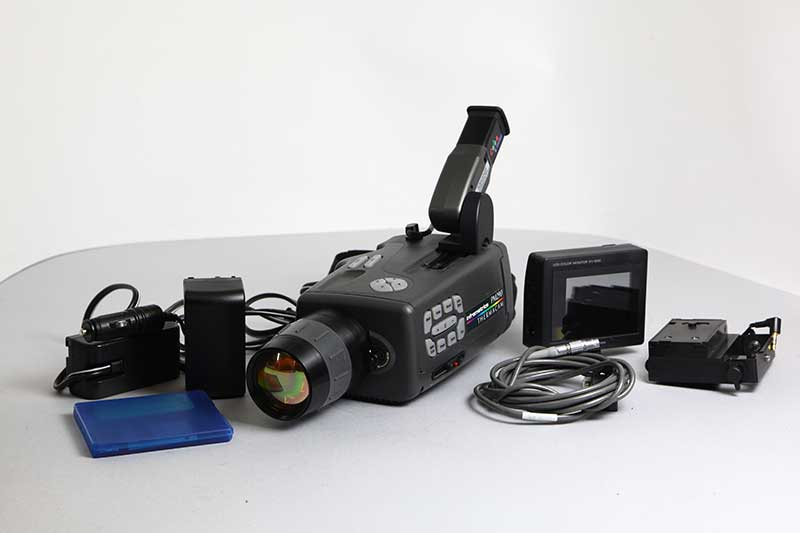 FLIR PM290used FLIR thermography camera with accessories