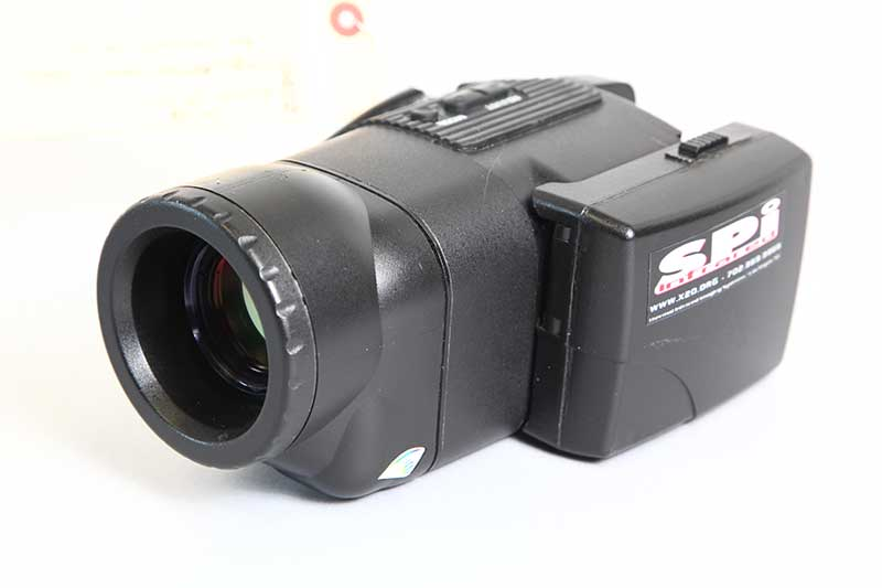 DTIS-500 Used Palm IR Infrared Camera