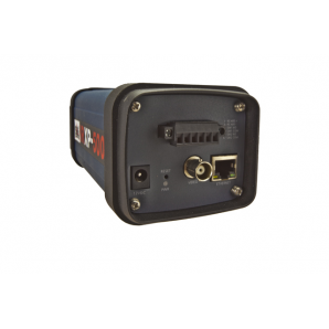 IRXP 5001 used radiometric infrared camera rear connections