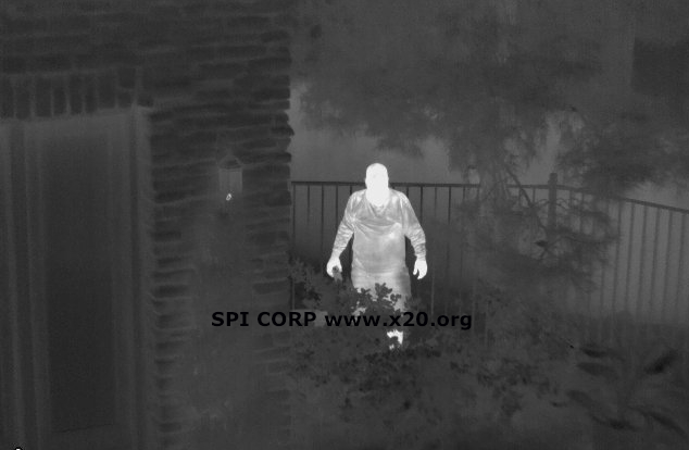 long range thermal camera