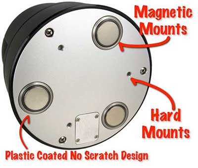 M1D has both magnetic & hard mounts