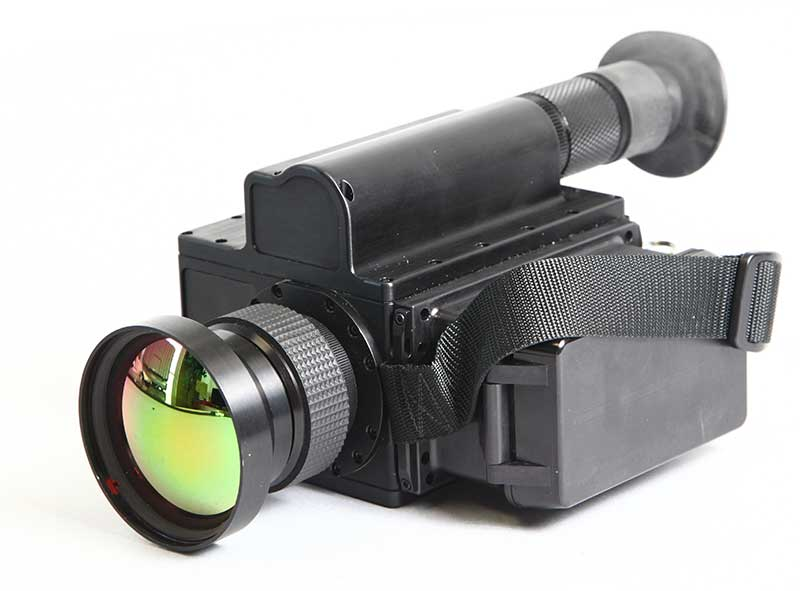 Inframetrics Milcam XP Used Thermal Camera SKU:7564