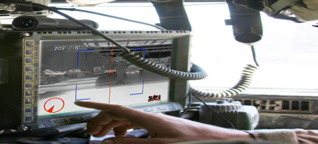 PTZ FLIR Thermal Camera Controller