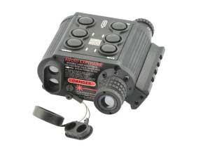 TMSLS laser rail system -Tactical Multi Sensor Laser System