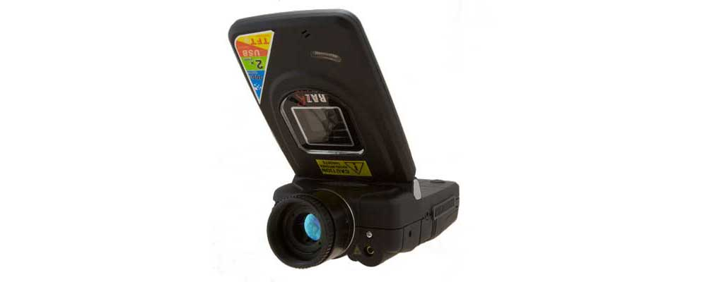 RAZ-IR Pro Infrared Thermography Camera