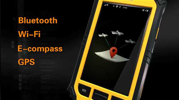 Therma-Pad Tablet FLIR android mobile thermal camera wireless features