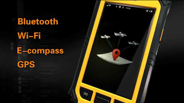 Therma-Pad Tablet FLIR android mobile thermal camera wireless