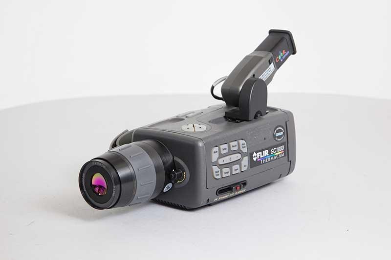 SC1000 used FLIR scientific thermal imager