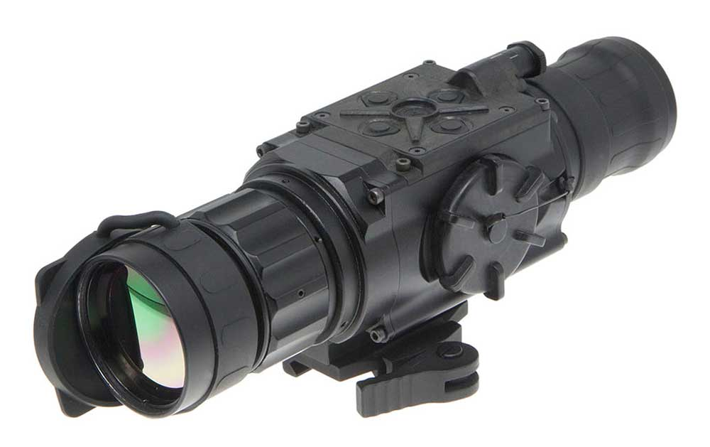 X25 Thermal Imaging Rifle Scope For Hog Hunting