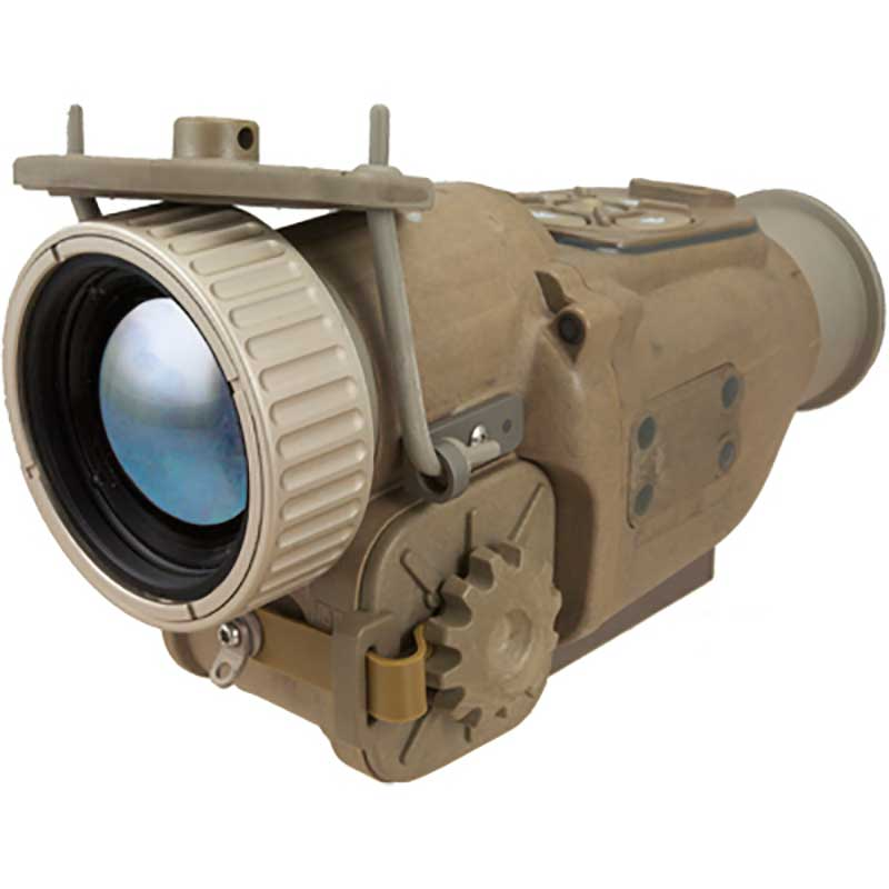 X27 Clip On Thermal Rifle Scope (IWNS-T)