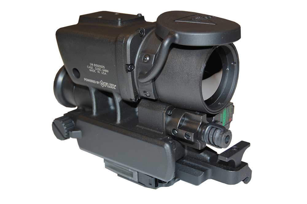 T60 Clip On FLIR Thermal Scope / Military Thermal Weapon Sight