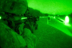 SPI thermal night vision gear