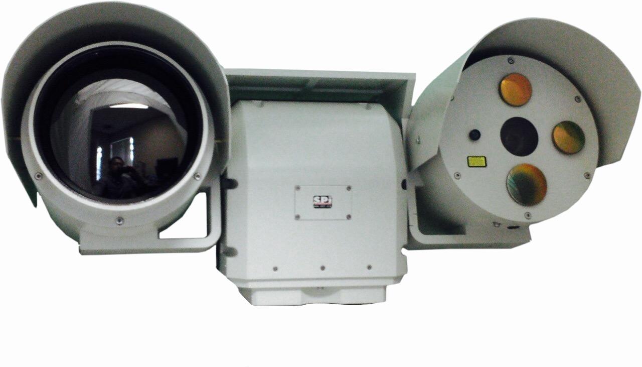 Long Range PTZ Thermal FLIR IR Infrared Imaging Camera - SPI Corp
